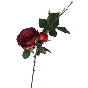 Vara de Rosas c/boton rojas