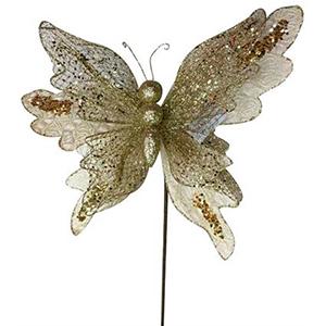 Vara de mariposa dorada