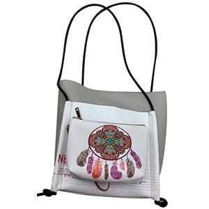 Bolsa de dama diseño atrapa sueños
