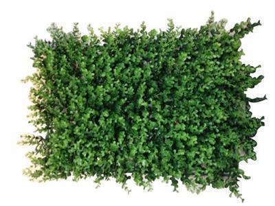 Tapete de hiedra artificial verde de 40x60cm