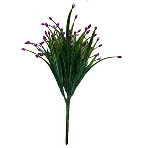 Ramito de flores moradas