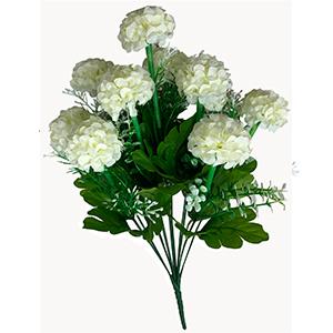 Ramo de Hortensias blancas