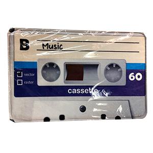 Tapete de entrada diseño Cassete de 40x60cm