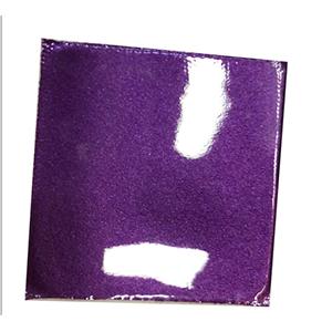 Bolsa para dama diseño cubo morada