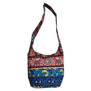 Bolsa de tela para dama a colores