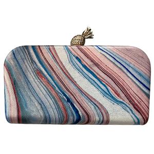 Bolsa de mano diseño marmol