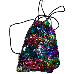 BackPack de lentejuelas a colores