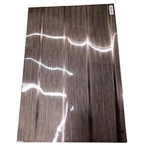 Mantel individual rectangular diseño madera café