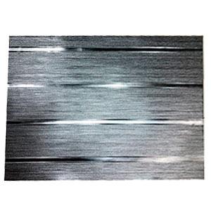 Mantel individual rectangular diseño madera gris